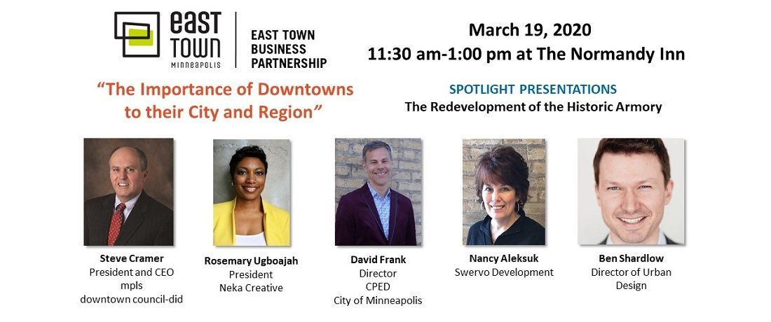 ETBP Business Forum on March 19, at the Best Western Normandy Inn